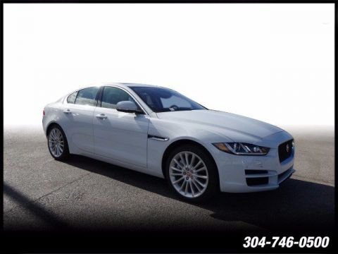 New 2018 Jaguar XE 35t Portfolio Limited Edition AWD