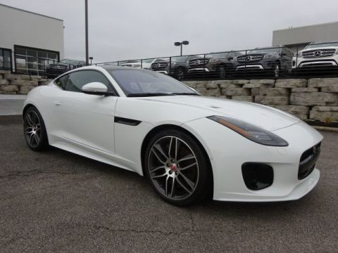 New 2018 Jaguar F-TYPE R-Dynamic With Navigation & AWD
