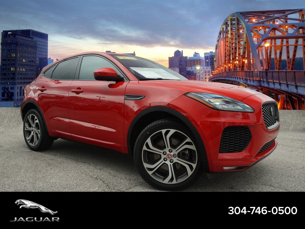 Certified Pre-Owned 2018 Jaguar E-PACE First Edition