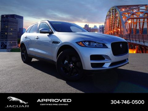 Certified Pre-Owned 2019 Jaguar F-PACE 30t Premium