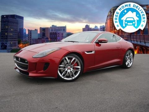 Pre-Owned 2015 Jaguar F-TYPE V8 R